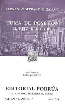 # 658. TOMA DE POSESION / EL RITO DEL PODER