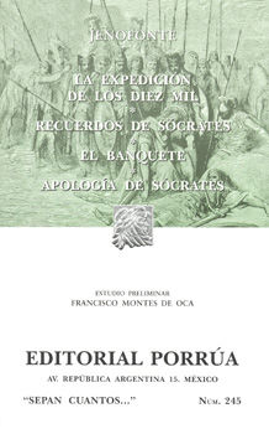 # 245. LA EXPEDICION DE LOS DIEZ MIL
