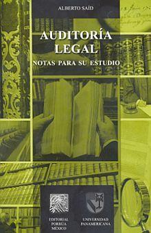 AUDITORIA LEGAL. NOTAS PARA SU ESTUDIO