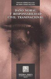 DAÑO MORAL Y RESPONSABILIDAD CIVIL TRANSNACIONAL