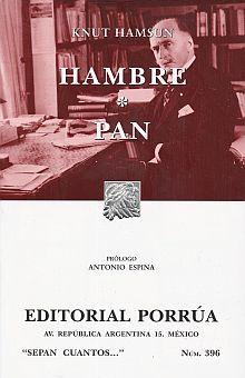 # 396. HAMBRE / PAN
