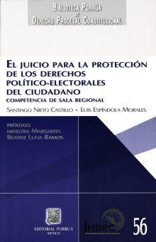 JUICIO PARA LA PROTECCION DE LOS DERECHOS POLITICOS, EL