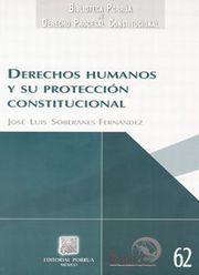 DERECHOS HUMANOS Y SU PROTECCION CONSTITUCIONAL