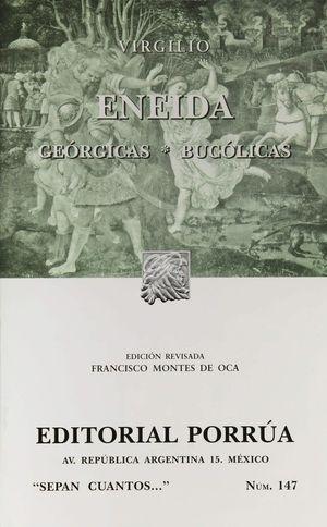 # 147. ENEIDA / GEORGICAS / BUCOLICAS