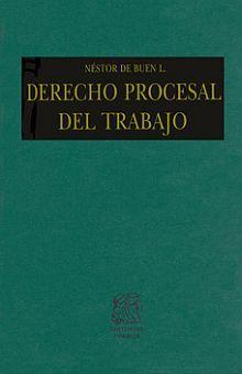 DERECHO PROCESAL DEL TRABAJO / 20 ED. / PD.