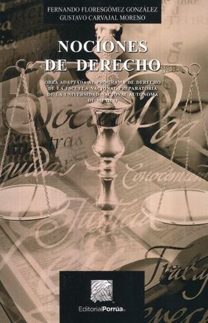 Nociones de derecho / 2 ed.