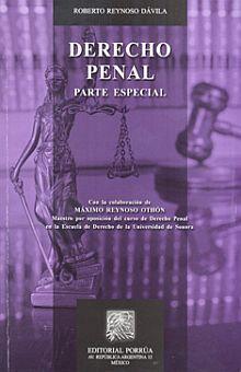 DERECHO PENAL. PARTE ESPECIAL