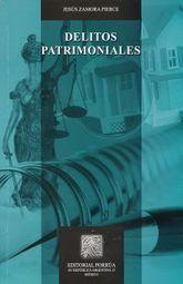DELITOS PATRIMONIALES / 2 ED.