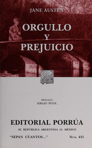 # 431. ORGULLO Y PREJUICIO / 15 ED.