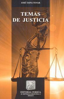 TEMAS DE JUSTICIA