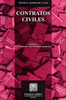 CONTRATOS CIVILES / 2 ED.