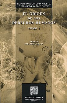 ORIGEN DE LOS DERECHOS HUMANOS, EL / TOMO I