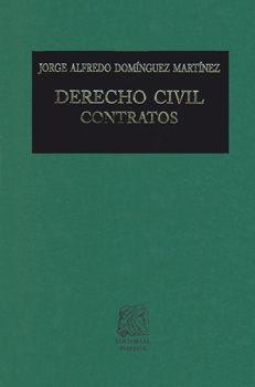 DERECHO CIVIL. CONTRATOS / PD.