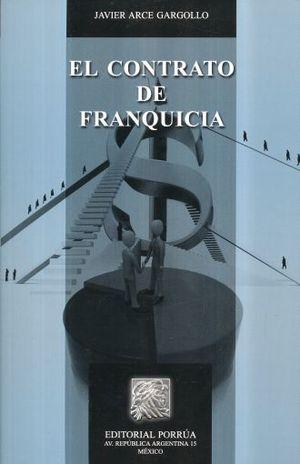 CONTRATO DE FRANQUICIA, EL / 2 ED.