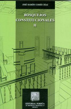 BOSQUEJOS CONSTITUCIONALES II