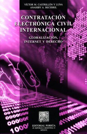 CONTRATACION ELECTRONICA CIVIL INTERNACIONAL