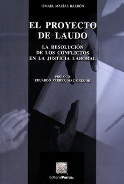PROYECTO DE LAUDO, EL