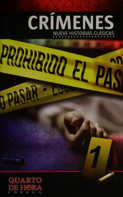 CRIMENES NUEVE HISTORIAS CLASICAS
