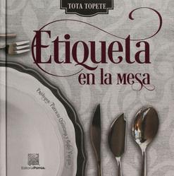 ETIQUETA EN LA MESA / 2 ED. / PD.
