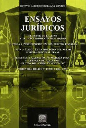 ENSAYOS JURIDICOS