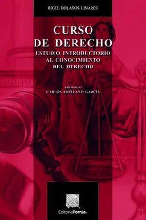 CURSO DE DERECHO
