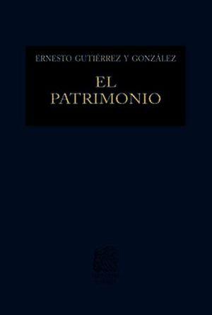 PATRIMONIO, EL / 11 ED.
