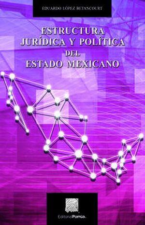 ESTRUCTURA JURIDICA Y POLITICA DE ESTADO MEXICANO