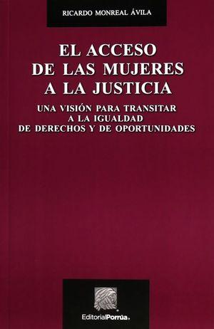 ACCESO A LAS MUJERES A LA JUSTICIA , EL