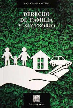 DERECHO DE FAMILIA Y SUCESORIO / 4 ED.