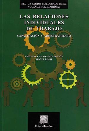 RELACIONES INDIVIDUALES DEL TRABAJO, LAS