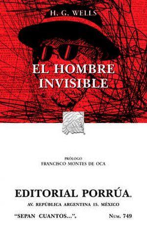 # 749. HOMBRE INVISIBLE, EL