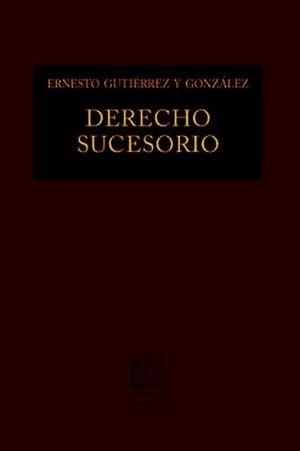 DERECHO SUCESORIO / 9 ED.