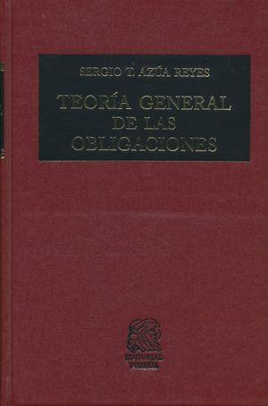TEORIA GENERAL DE LAS OBLIGACIONES / 6 ED. / PD.