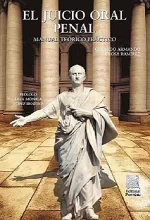 El juicio oral penal / 3 ed.