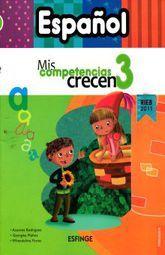 ESPAÑOL 3. MIS COMPETENCIAS CRECEN