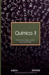 QUIMICA II. BACHILLERATO