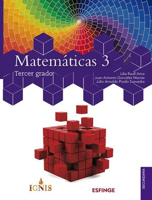 Matemáticas 3. Ignis. Secundaria