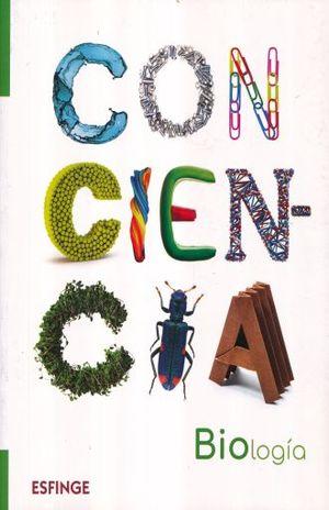 CONCIENCIA 1 BIOLOGIA SECUNDARIA