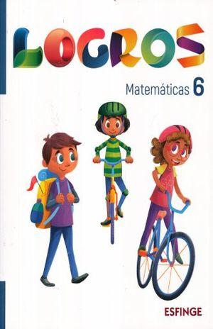 LOGROS MATEMATICAS 6 PRIMARIA