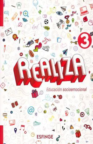 REALIZA 3. EDUCACION SOCIOEMOCIONAL SECUNDARIA