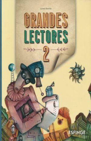 GRANDES LECTORES 2. SECUNDARIA