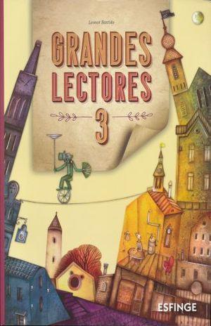 GRANDES LECTORES 3. SECUNDARIA
