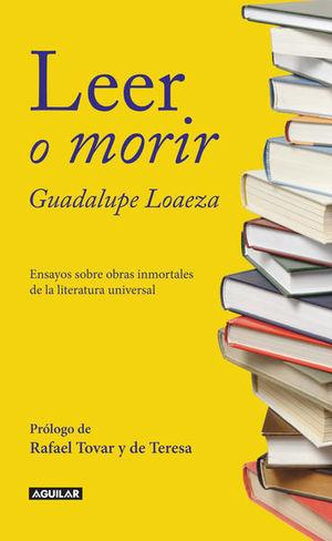 LEER O MORIR