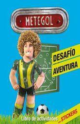 METEGOL. DESAFIO AVENTURA