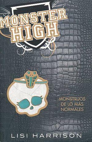 MONSTRUOS DE LO MAS NORMAL / MONSTER HIGH 2