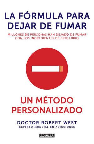 La fórmula para dejar de fumar