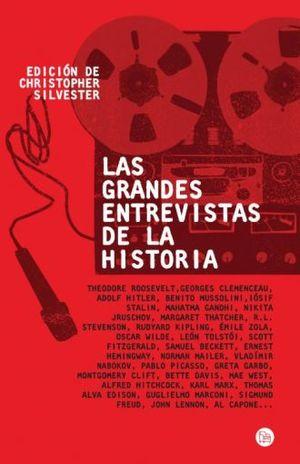 GRANDES ENTREVISTAS DE LA HISTORIA, LAS