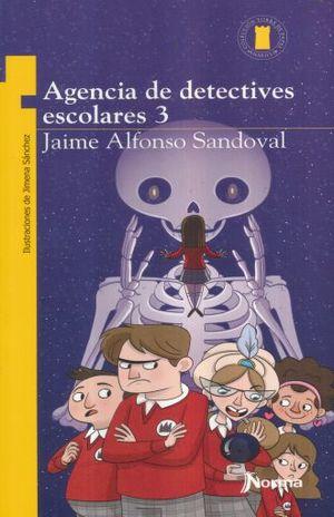 AGENCIA DE DETECTIVES ESCOLARES 3