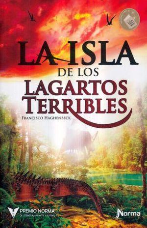 ISLA DE LOS LAGARTOS TERRIBLES, LA