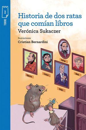HISTORIA DE DOS RATAS QUE COMIAN LIBROS